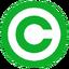Copyright green