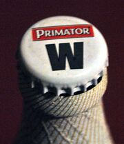 Primátor Weizenbier - kapsel