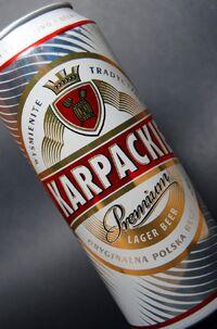 Karpackie Premium puszka