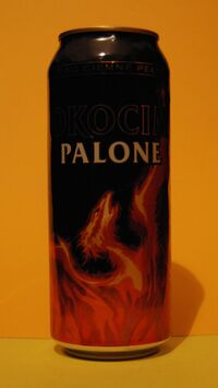 Okocim Palone - puszka 001