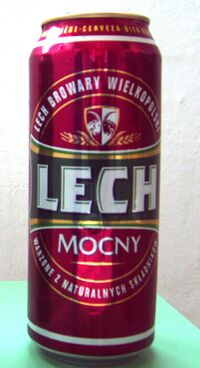 Lech Mocny puszka