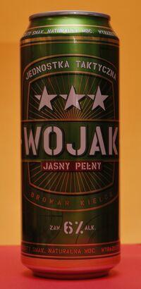 Wojak - puszka - 2009