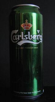Carlsberg - puszka