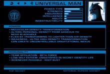 Universalman