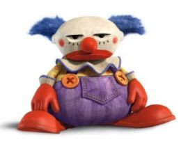 chuckles the clown toy story 3