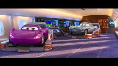 Cars 2 New Official Trailer from Disney Pixar in HD