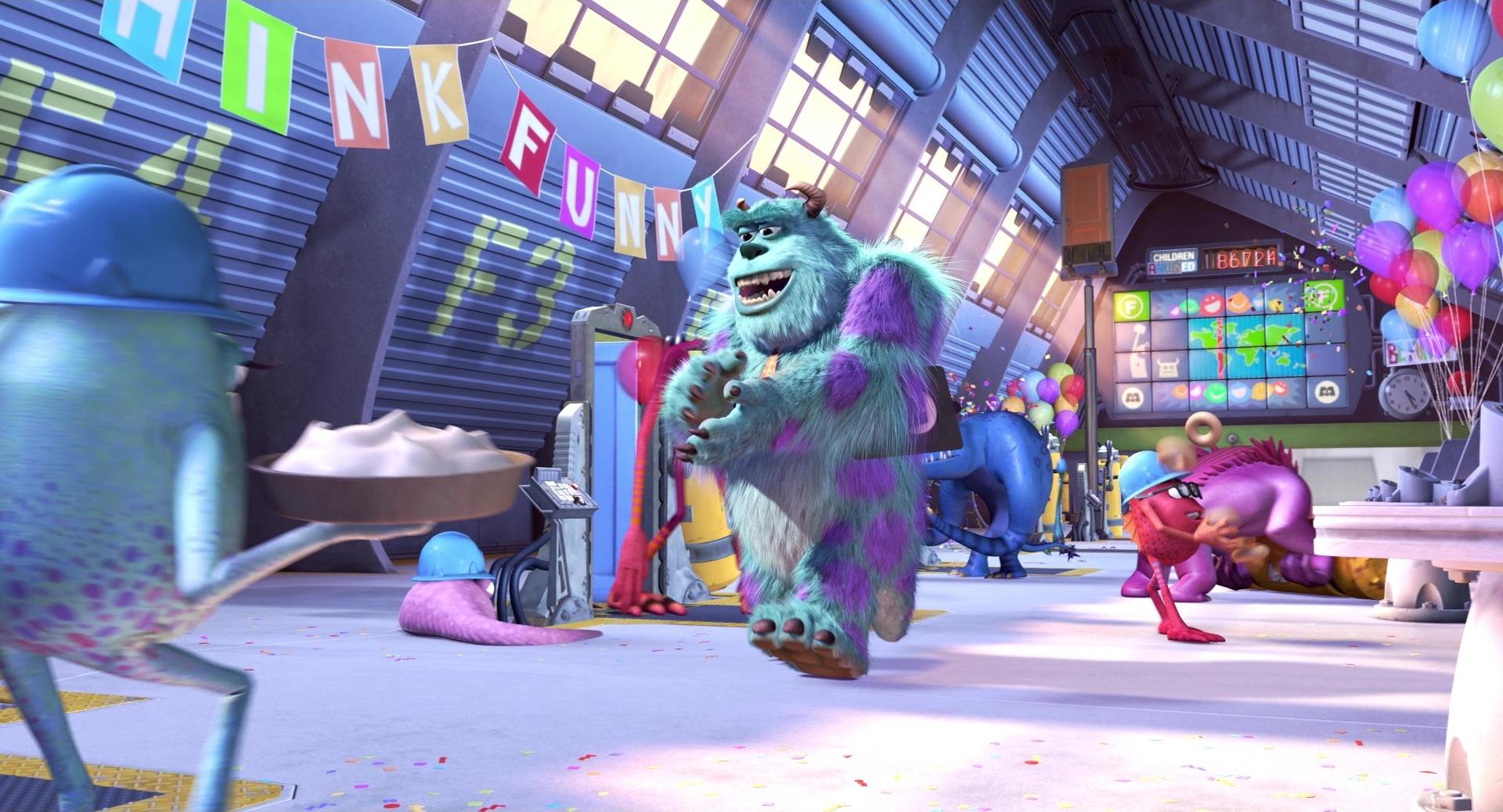Monsters, Inc  Laugh Floor | Pixar Wiki | FANDOM powered by