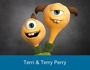 Terri and Terry