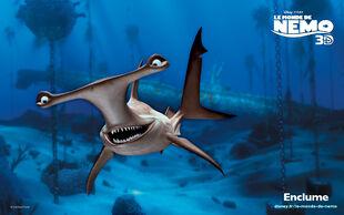 Enclume wiki pixar fandom powered by wikia - Requin enclume ...