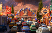 Pixar Post - Radiator Springs 500 and a Half 01