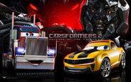 Cars Carsformers 2 by danyboz