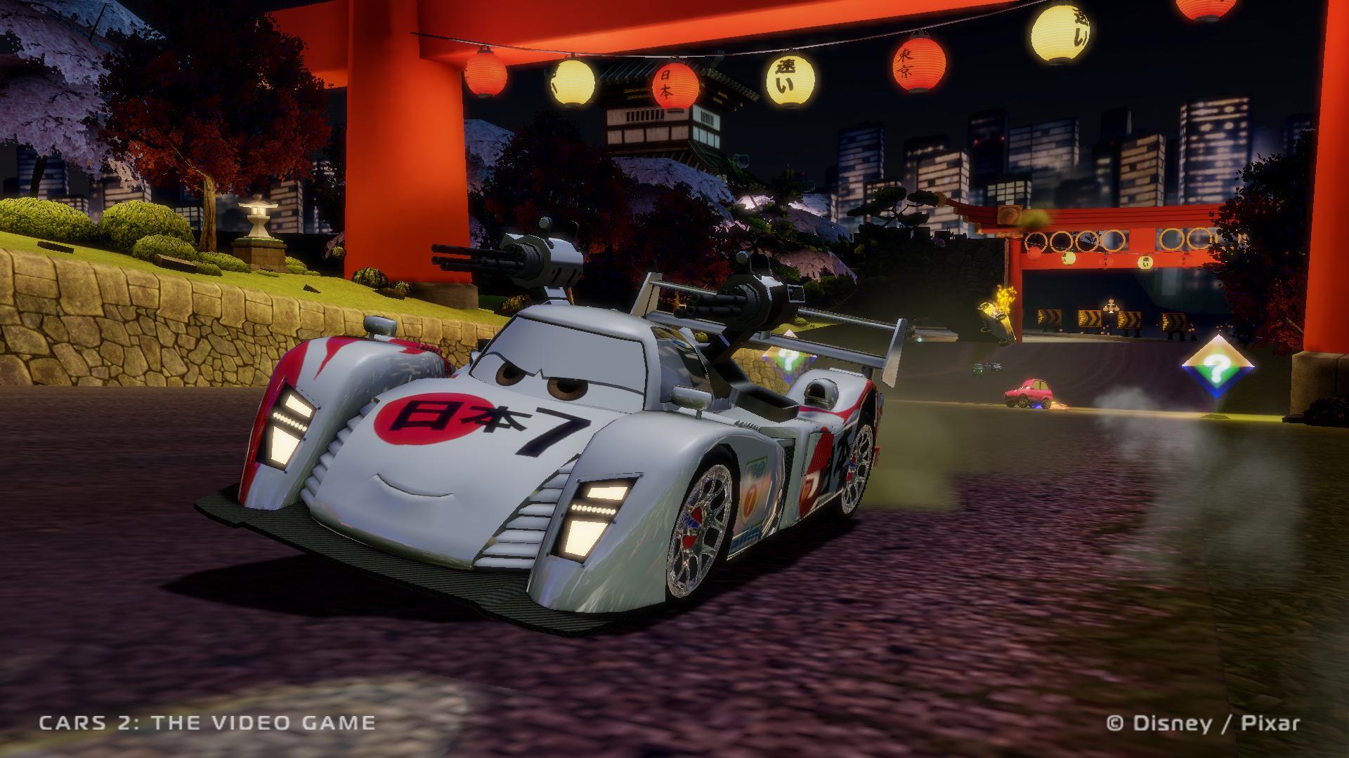 Image - Cars-2-video-game-screen-1.jpg | Pixar Wiki | FANDOM powered ...