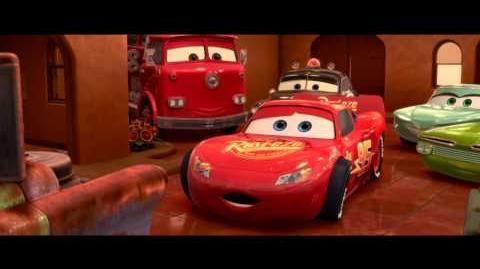 Cars 2 Exclusive Five Minute Sneak Peek
