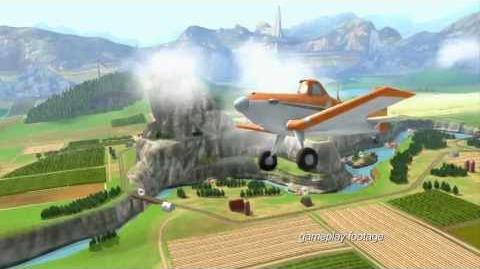 Disney Planes The Video Game trailer - OFFICIAL UK HD