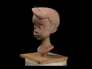 Andy maquette