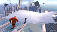 Kinect rush screenshot incredibles2