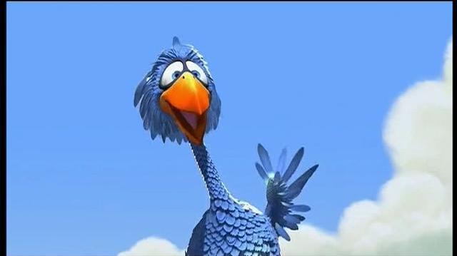 Pixar Vögel