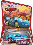 Bling bling mcqueen world of cars single (1)