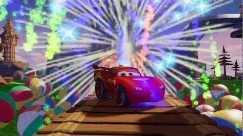 DISNEY INFINITY Lightning McQueen