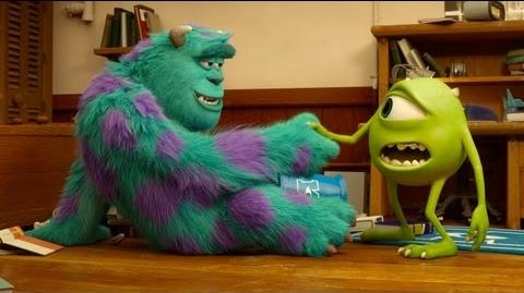 Monsters University UK Trailer