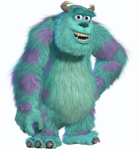 Afbeeldingsresultaat voor sully monsters inc