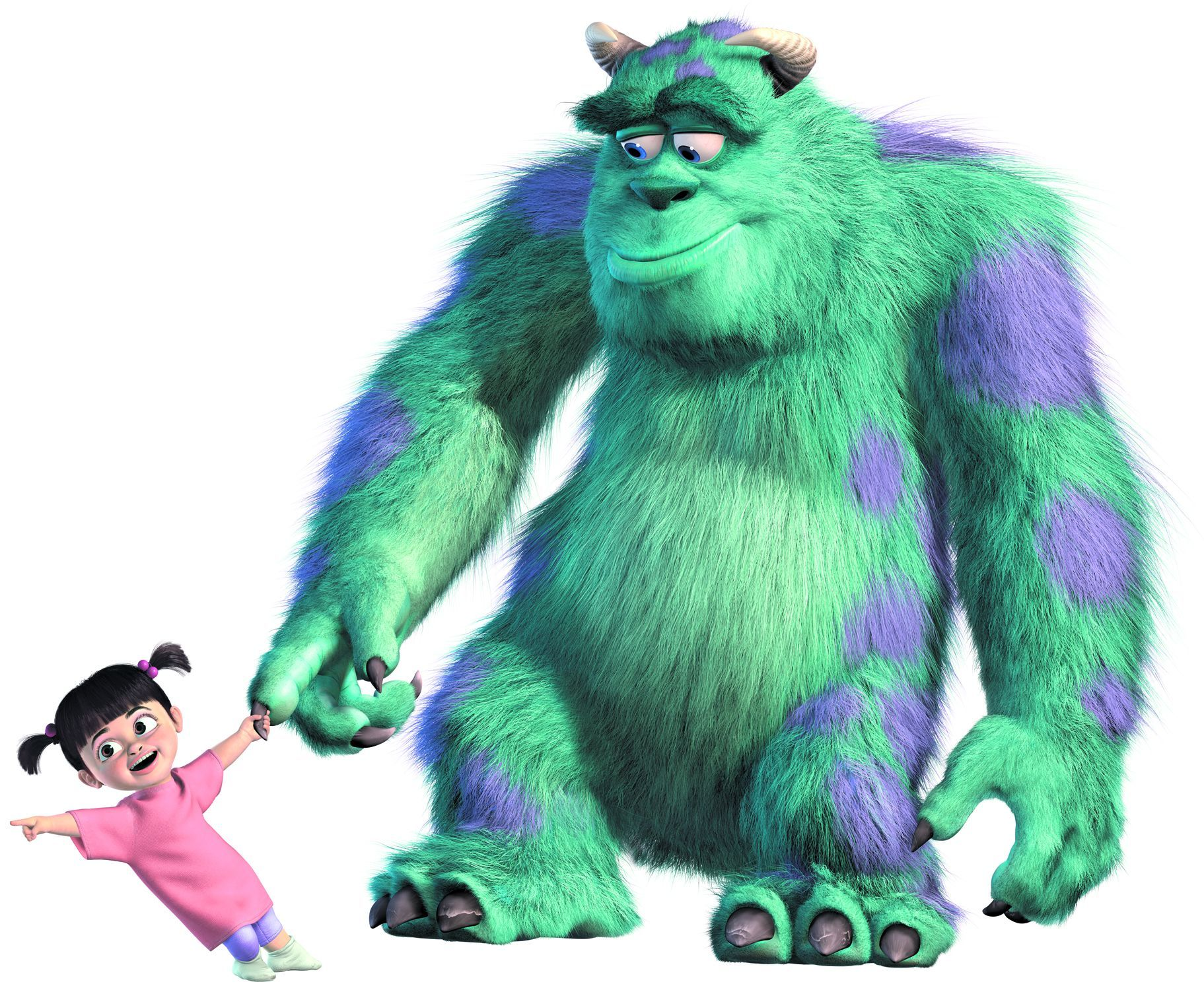 Uncategorized Sulley Mike And Boo monsters inc pixar wiki fandom powered by wikia sully and boo mi