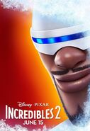 Incredibles 2 Original Character Posters 03