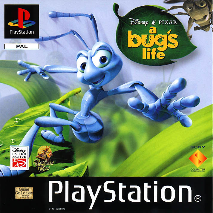a bugs life playstation download