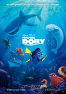 FINDING DORY - Key Art
