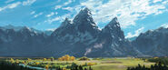 Good-Dinosaur-Concept-Art-Tetone-Mountains