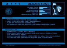 Blazestone