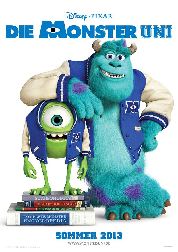 Die Monster Uni   PixarWiki   FANDOM powered by Wikia