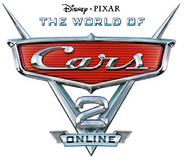 The World of Cars 2 Online Logo