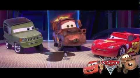 Disney Pixar Cars 2 Coming to BluRay & DVD