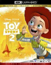 Toy Story 2 4K UHD 2019