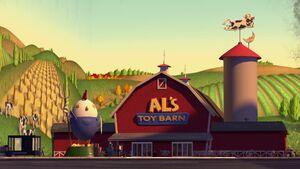 Al's Toy Barn