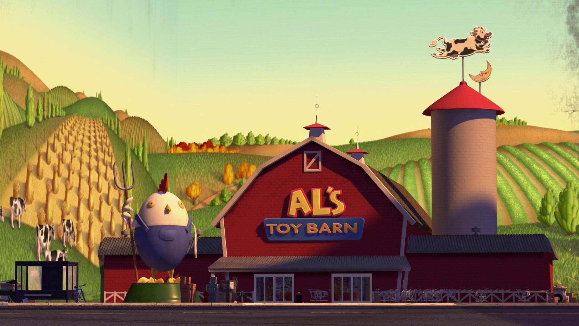 Als Toy Barn Pixar Wiki Fandom Powered By Wikia