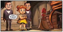 Gabby TS4 comic