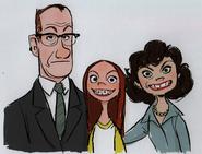 Kari & parents