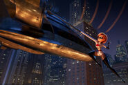 Elastigirl Incredibles Stealth 2
