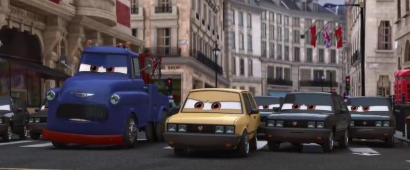 Victor Hugo Pixar Wiki Fandom Powered By Wikia