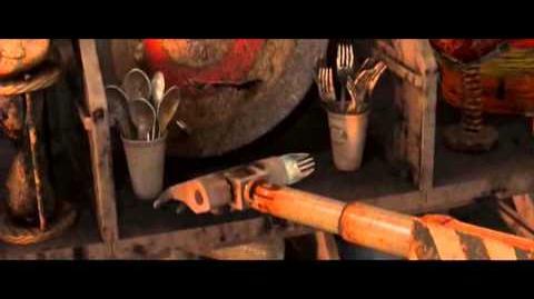 WALL·E's Home · Movie clip.