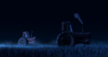Tractor mater and the ghostlight