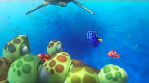"""""""She's Almost Here"""" TV Spot - Finding Dory"""