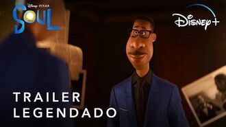 Soul - Trailer Oficial Legendado - Disney+