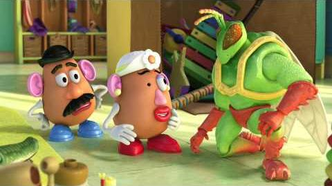 Toy Story 3 - Mission 3 Mr. and Mrs