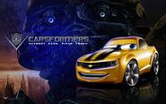 Cars Bumblecar by danyboz