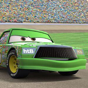 Chick Hicks Pixar Wiki Fandom