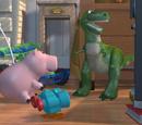 Rex in Danger?