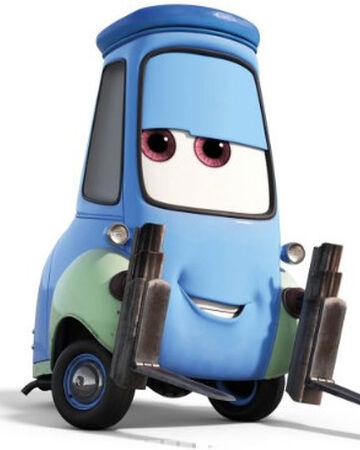 Guido Pixar Wiki Fandom
